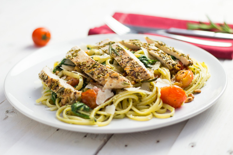 Fennel Chicken